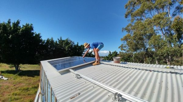 Solar energy for our appliances
