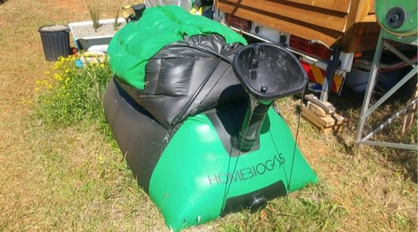 Biogas digester unit 2.0 – performance update